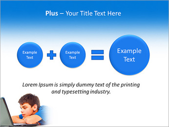 Movie On-Line PowerPoint Template - Slide 55