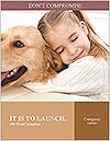 Girl Hugs Labrador Word Templates - Page 1
