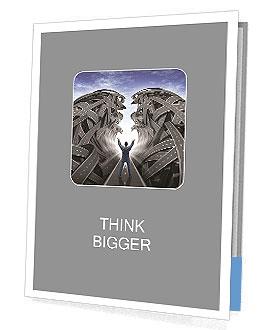 Correct Way Presentation Folder