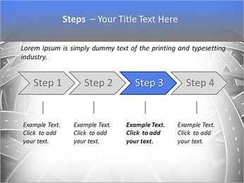 Correct Way PowerPoint Template - Slide 4