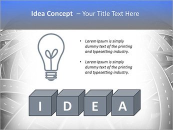 Correct Way PowerPoint Templates - Slide 60