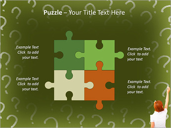 Question On Board PowerPoint Templates - Slide 23