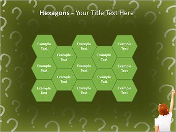 Question On Board PowerPoint Template - Slide 24