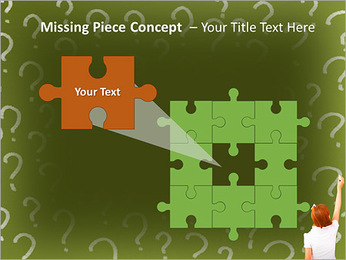 Question On Board PowerPoint Templates - Slide 25