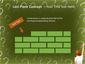 Question On Board PowerPoint Templates - Slide 26