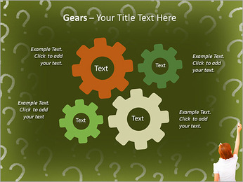 Question On Board PowerPoint Templates - Slide 27
