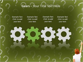 Question On Board PowerPoint Template - Slide 28