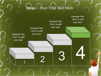 Question On Board PowerPoint Templates - Slide 44