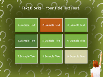 Question On Board PowerPoint Template - Slide 48