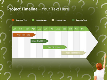 Question On Board PowerPoint Template - Slide 5