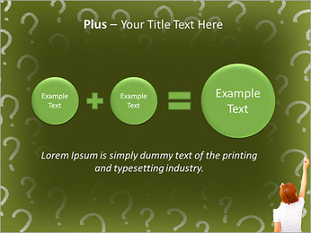 Question On Board PowerPoint Templates - Slide 55