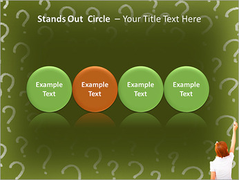 Question On Board PowerPoint Templates - Slide 56