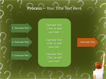 Question On Board PowerPoint Templates - Slide 65