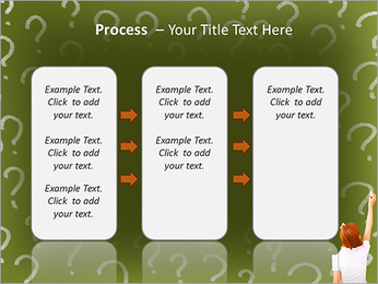Question On Board PowerPoint Templates - Slide 66