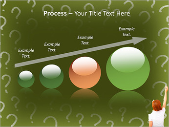 Question On Board PowerPoint Template - Slide 67