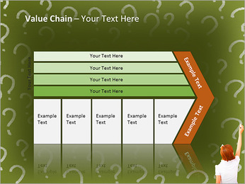 Question On Board PowerPoint Template - Slide 7