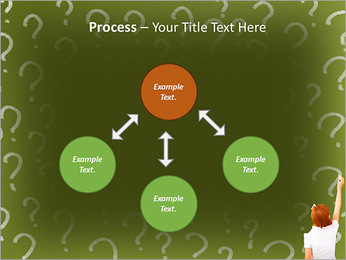 Question On Board PowerPoint Templates - Slide 71