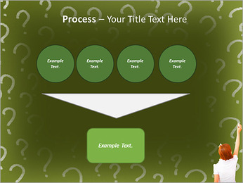 Question On Board PowerPoint Templates - Slide 73
