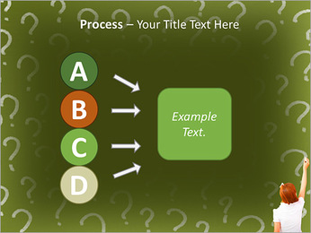 Question On Board PowerPoint Templates - Slide 74