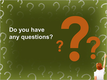 Question On Board PowerPoint Templates - Slide 75