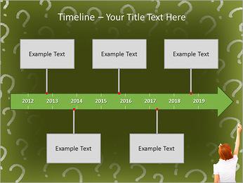 Question On Board PowerPoint Template - Slide 8