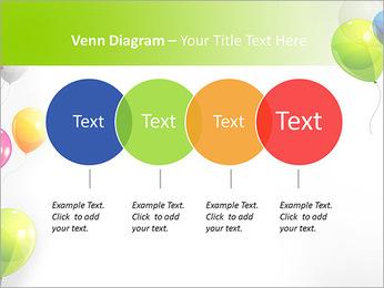 Balloon PowerPoint Template - Slide 12
