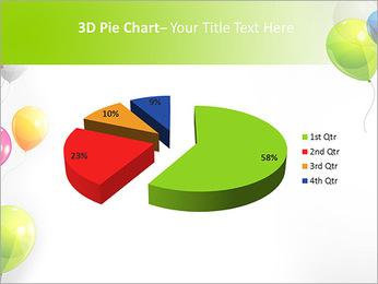 Balloon PowerPoint Template - Slide 15