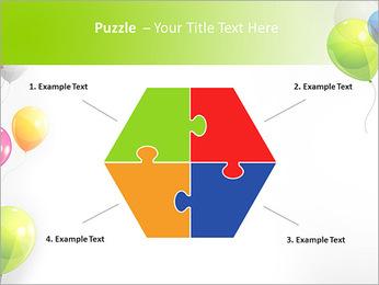 Balloon PowerPoint Template - Slide 20