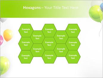Balloon PowerPoint Template - Slide 24