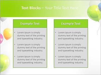 Balloon PowerPoint Template - Slide 37