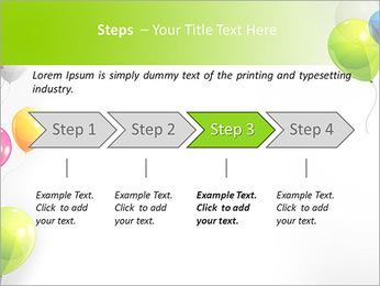 Balloon PowerPoint Templates - Slide 4