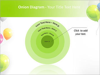 Balloon PowerPoint Template - Slide 41
