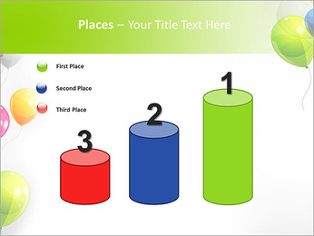 Balloon PowerPoint Templates - Slide 45