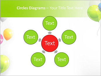 Balloon PowerPoint Template - Slide 58