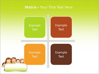 Cartoon For Kids PowerPoint Template - Slide 17