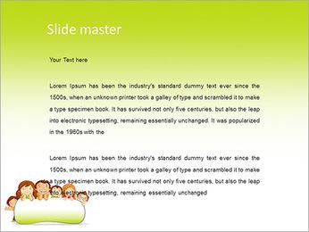 Cartoon For Kids PowerPoint Template - Slide 2