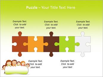 Cartoon For Kids PowerPoint Template - Slide 21