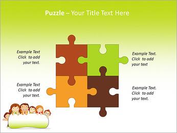 Cartoon For Kids PowerPoint Template - Slide 23