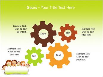 Cartoon For Kids PowerPoint Template - Slide 27
