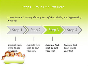 Cartoon For Kids PowerPoint Template - Slide 4