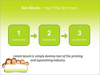 Cartoon For Kids PowerPoint Template - Slide 51