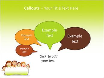 Cartoon For Kids PowerPoint Template - Slide 53