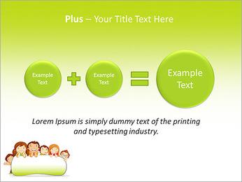 Cartoon For Kids PowerPoint Template - Slide 55