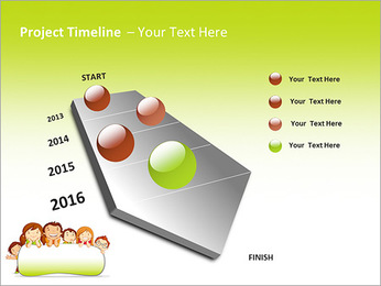 Cartoon For Kids PowerPoint Template - Slide 6