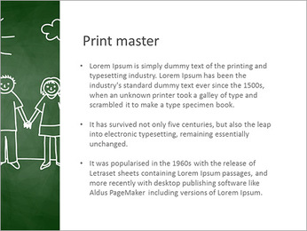 Family Drawing PowerPoint Template - Slide 76