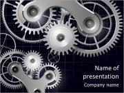 Machine Mechanism PowerPoint Templates