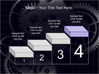 Machine Mechanism PowerPoint Templates - Slide 44