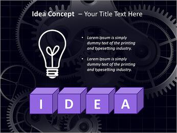 Machine Mechanism PowerPoint Templates - Slide 60
