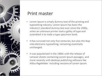 Machine Mechanism PowerPoint Templates - Slide 76