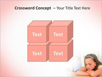 Parents Quarreling PowerPoint Template - Slide 19